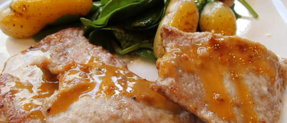 [Mmmmh!] Speed-cooking - Piccatine al limone